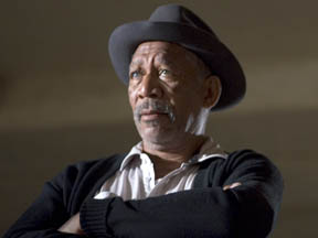 Top Five Morgan Freeman Movies