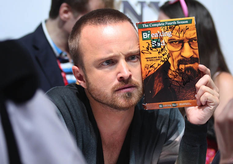 Breaking Bad at Comic-Con 2012