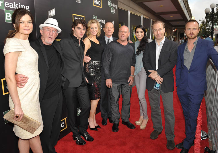 Breaking Bad Season 5 Premiere Party Photos