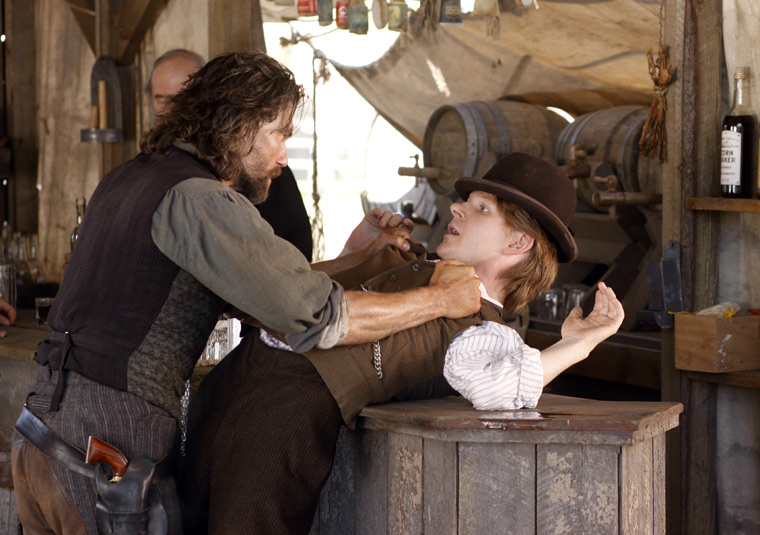 Hell on Wheels Season 1 Episode Photos