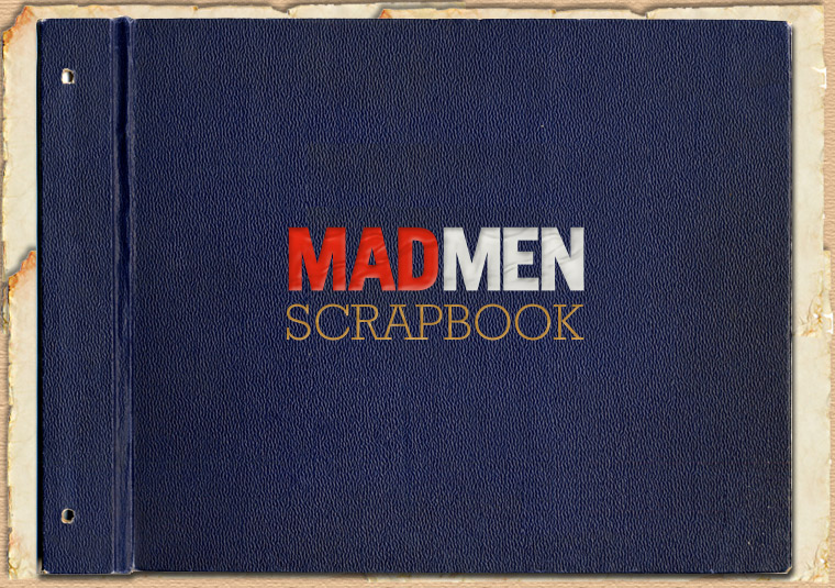 Mad Men Season 2 Scrapbook
