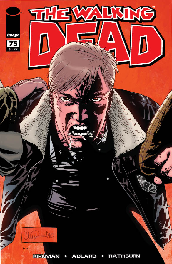The Walking Dead Issue 75 Sneak Preview