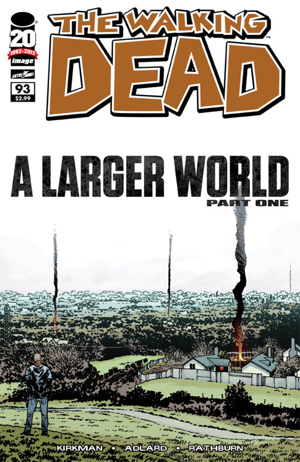 Issue 93 - The Walking Dead - Sneak Peek