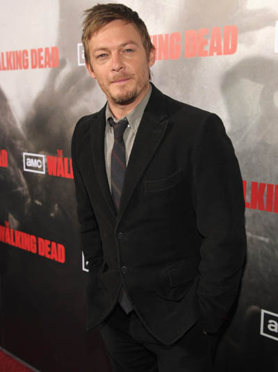 Red Carpet Photos From The Walking Dead Premiere Screening