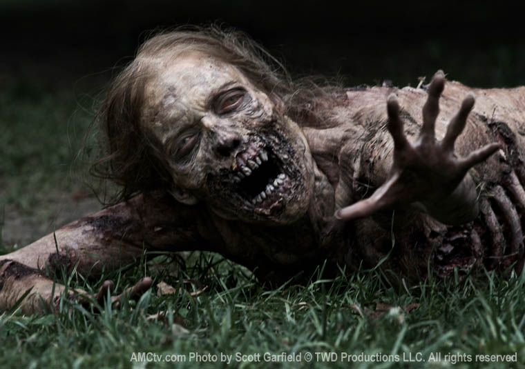 The Walking Dead Production Gallery