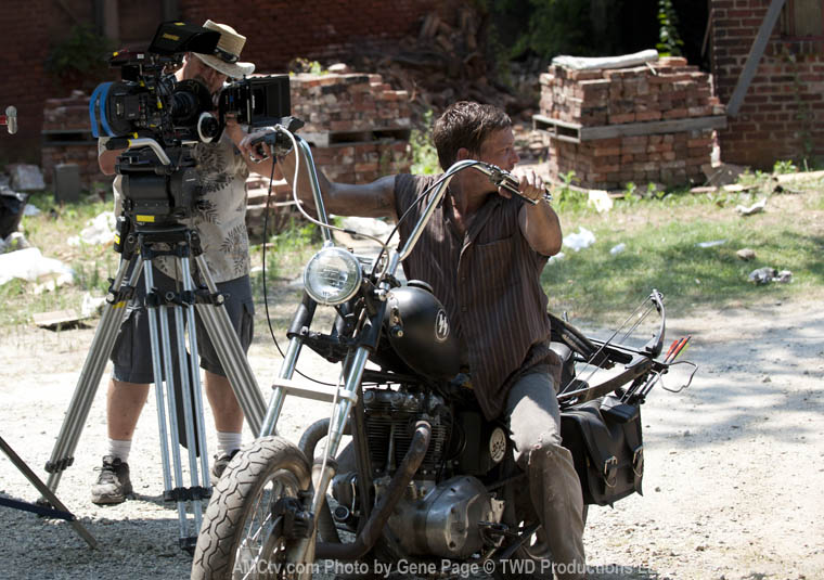 Norman Reedus (Daryl Dixon)