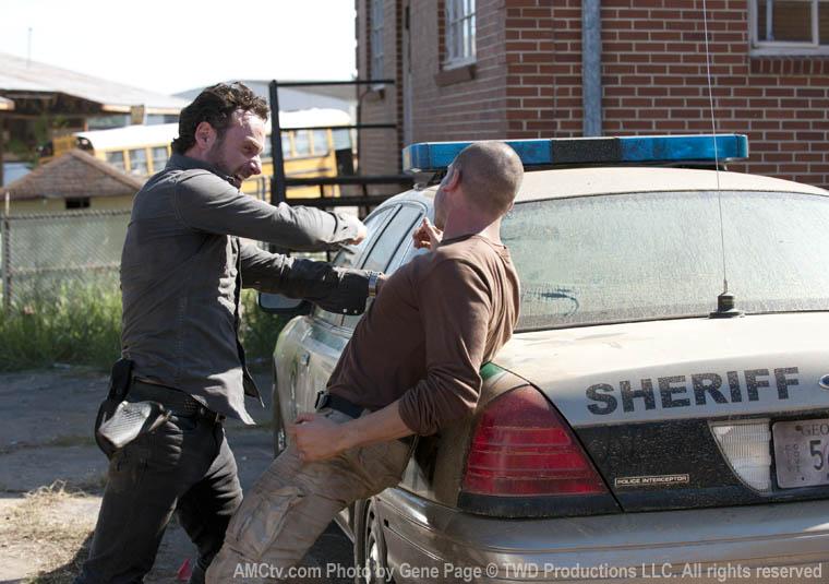 Rick ve Shane Kapışması