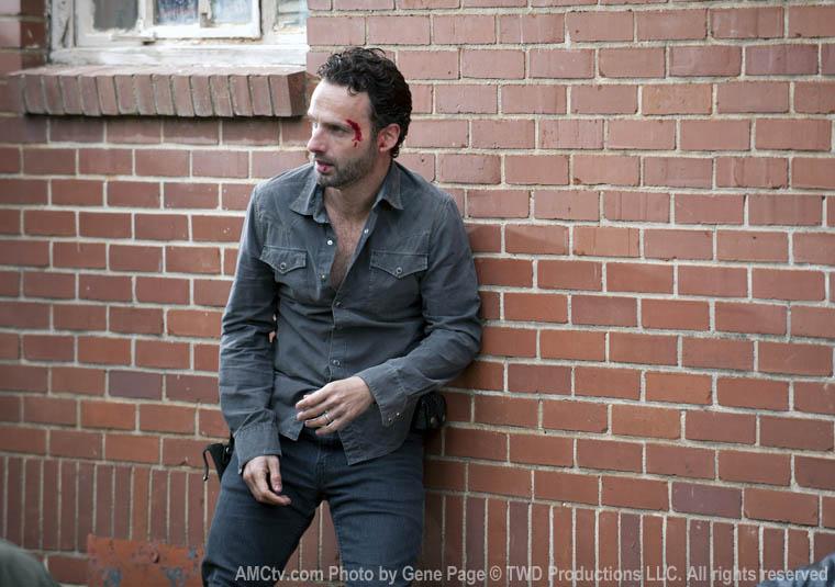 Şerif Rick Grimes