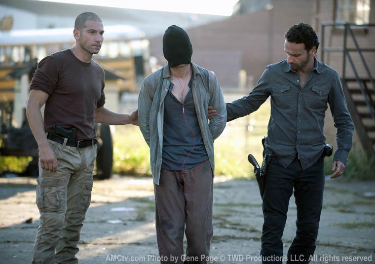 Shane, Randall (Michael Zegen) ve Rick