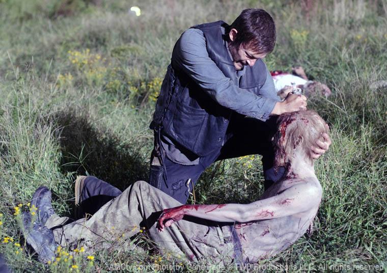 Adamsın Daryl Dixon (Norman Reedus)