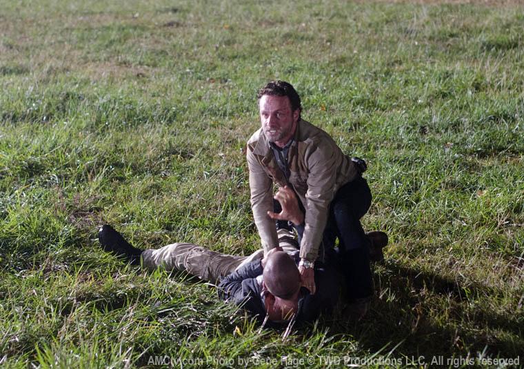 Rick ve Shane