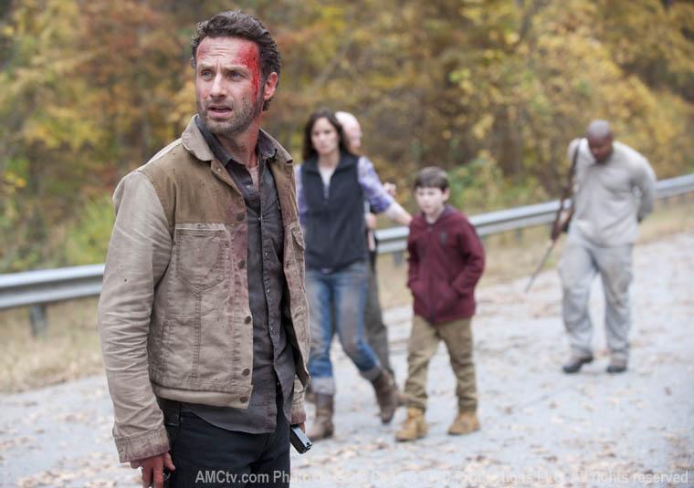 The Walking Dead Sezon Finali