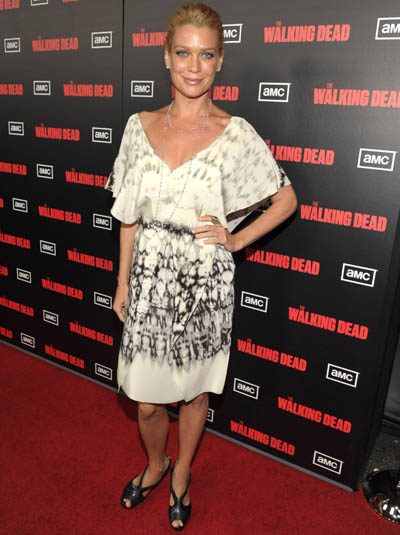 Laurie Holden (Andrea)