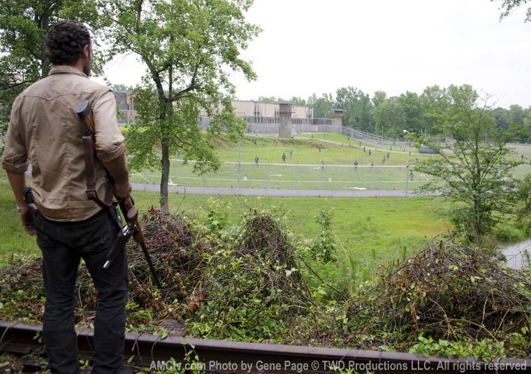 Rick ve sevimli zombileri