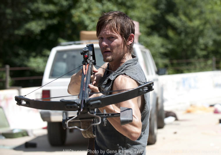 The Walking Dead Season 3 Episode Photos