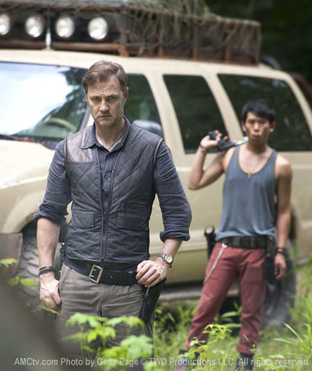 The Governor (David Morrissey)