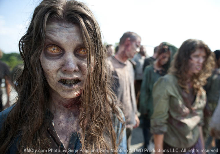 The Walking Dead Season 2 Production Photos