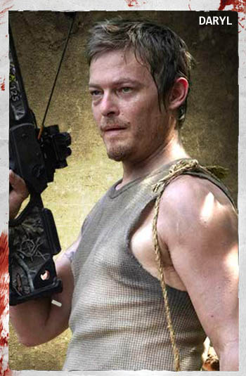 The Walking Dead Character Gallery