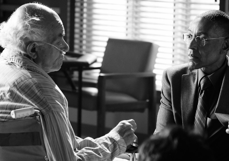 Breaking Bad Season 4 Black & White Photos