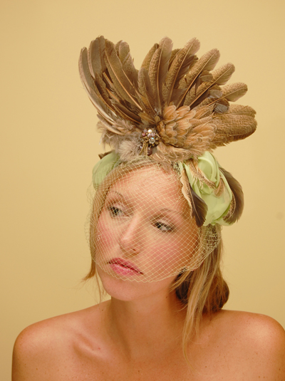 Immortalizer Beth Beverly's Taxidermy Hats