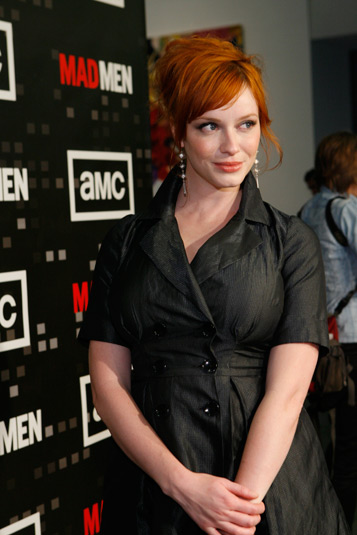 Mad Men Season 2 Private Screening Party