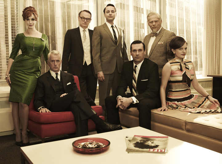 Mad Men Season 5 Cast Photos