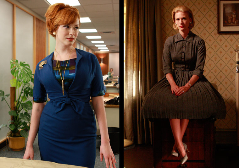Mad Men Season 2 Fashions - Womenswear